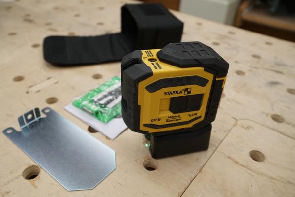 Лазерный нивелир Stabila LAX300 G